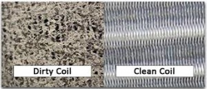 Dirty vs Clean Coils