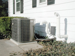 Condenser with Furnace