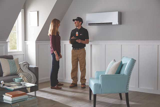 What You Need To Know About Mitsubishi Ductless Systems